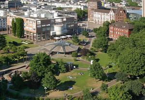 Das dortmunder gr n ist einzigartig ip syscon gmbh individuelle software und systeml sungen - Stadtgarten dortmund ...